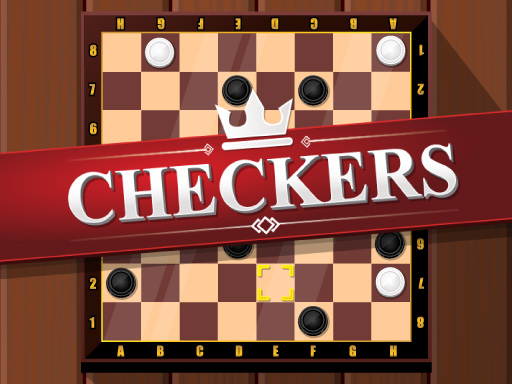 Checkers html5 game