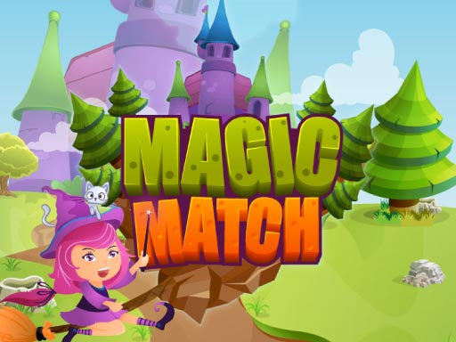 Magic Match html5 game