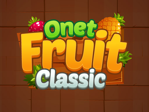Onet Fruit Classic html5 game