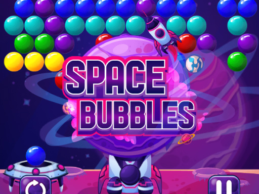 Space Bubbles html5 game